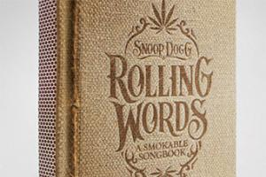 Снуп Догг выпустил книгу для самокруток с текстами своих песен