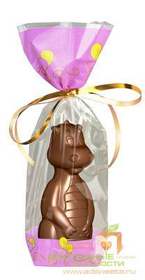 ADSWEETS представляет самые актуальные новогодние подарки 2012: шоколадные драконы