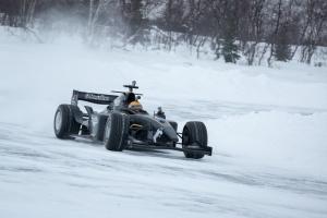 "Adrenaline Rush представил ""Первую Полярную Формулу"""
