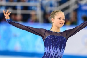 Юлия Липницкая тоже станет брендом