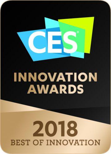 LG получила более 90 наград INNOVATION AWARDS на выставке CES 2018