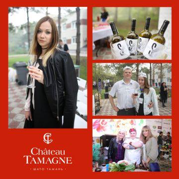 В Новосибирске проект Chefсейшн «ШЕФ_to_ШЕФ» прошел при поддержке марки «Шато Тамань»