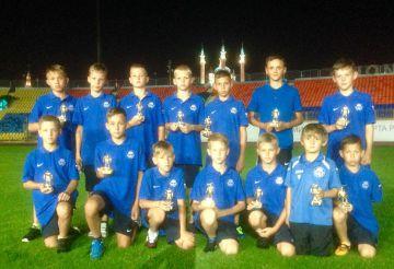 Детская футбольная команда «Маринс Групп Сормович» приняла участие в двух крупнейших Всероссийских турнирах по футболу