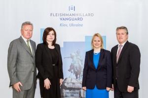 FleishmanHillard Vanguard открывает офис в Киеве, Украина
