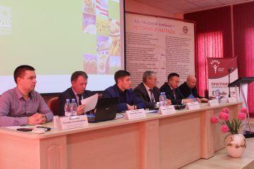 Совещание Управления Россельхознадзора по Саратовской области прошло на базе «Солнечных продуктов»