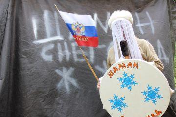 Снегопад пришёл в Москву