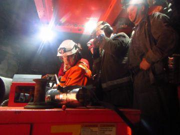 Специалисты Sandvik провели тренинг  для операторов буровых установок компании «Норникель»