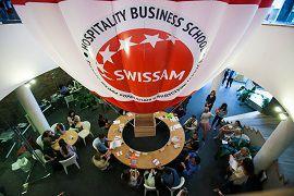 SWISSAM предлагает полный цикл программы бакалавриата международного класса в области туризма, ресторанного и отельного менеджмента