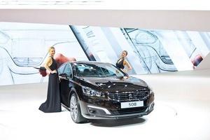 «Аромамедиа» для Peugeot в рамках ММАС 2014