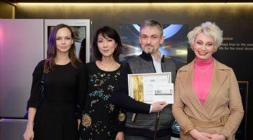 Ультра премиальный бренд LG SIGNATURE и онлайн площадка PinWin.ru наградили победителей конкурса «Эстетика современного интерьера»