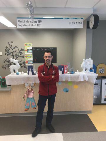 Визит Доктора Аркадия Бессантина в Канаду: обмен опытом с канадскими специалистами в области урологии, нефрологии, онкологии.