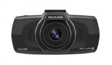 NEOLINE WIDE S55 – Super HD-видеорегистратор с продвинутым GPS-информатором