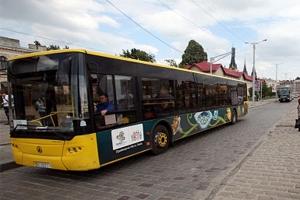 С сентября на подмосковных автобусах начнут размещать рекламу