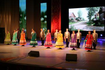 В Екатеринбурге прошел VIII Всероссийский фестиваль-конкурс народного танца на приз Ольги Князевой.