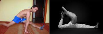 Stretching видео-тренировки от самого гибкого человека на Планете - Мухтара Гусенгаджиева.