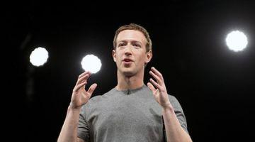 Цукерберг собрался продать 75 миллионов акций Facebook