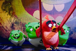 «Angry Birds в кино» стали лидером проката США