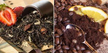 Запуск сообщества сети чайно-кофейных бутиков «Чайбург» в Instagram