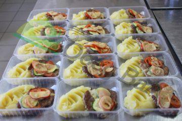 Скидка на поставку готовых блюд от компании «Обед-вам»