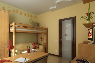 Выбор двери для детской комнаты с сетью магазинов фабрики «Браво»