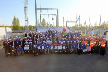 В Ярэнерго прошли совместные соревнования работников МРСК Центра и МРСК Центра и Приволжья по учету электроэнергии и оптимизации потерь