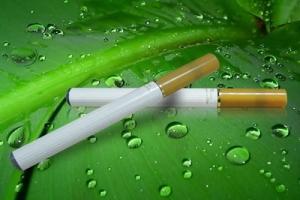 В Великобритании впервые запретили рекламу электронных сигарет