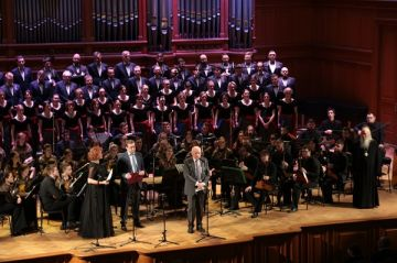 Фестиваль «София» открылся благотворительным концертом солиста Большого театра