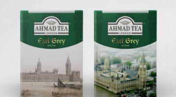 Рестайлинг Ahmad Tea Russia – совместное решение Depot WPF & Ahmad Tea