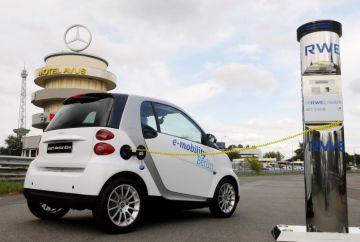 Электромобили Smart electric drive появятся в дилерской сети Smartrium