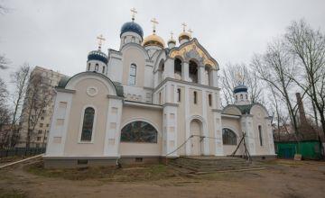 На юге столицы возводится храм в честь святителя Николая Мирликийского — Лёвкин