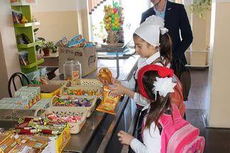 ОНФ улучшит школьное питание в регионах