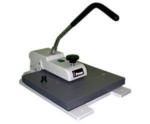 Компактный термопресс для переноса изображений на текстиль и плоские поверхности
