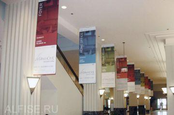Рекламно-производственная компания «Альфа-С» выполняет услуги интерьерной печати