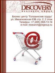 Анализ рынка интернет-магазинов в России