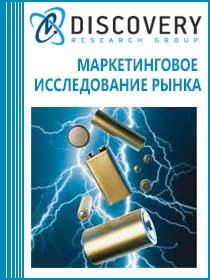 Анализ рынка литий-ионных аккумуляторных батарей (элементов)