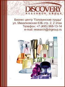 Анализ российского рынка парфюма