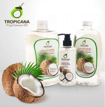 Хиты продаж и новинки натурального кокосового масла в интернет-магазине Tropicana Moscow