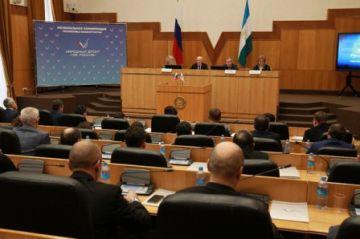 Главе республики доложили о проектах, реализуемых Башкортостанским региональным отделением СоюзМаш России и ОНФ