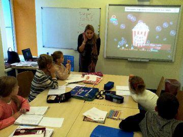 Открытие сообщества школы иностранных языков LINKS во «ВКонтакте»