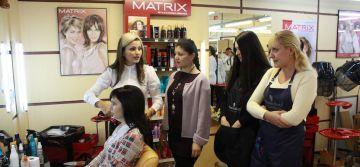 Курсы повышения квалификации парикмахеров в НОУ «Учебный центр «Знание»