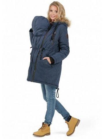 Магазин Kidster предлагает новую коллекцию курток для мам «Зима-2018»