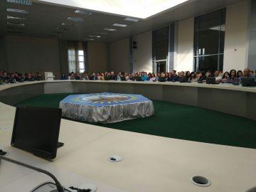Представители Рубцовского Института приняли участие в масштабной профориентационной акции в Казахстане
