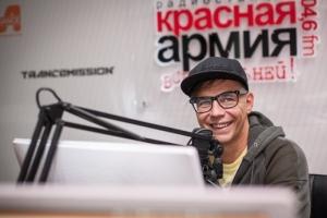 Илья Лагутенко – имиджевый голос нового сезона радио «Красная Армия»
