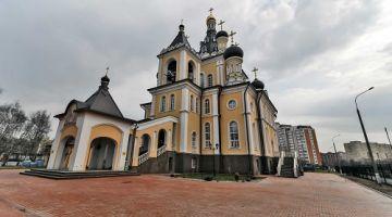 На юго-востоке столицы введен в эксплуатацию храм в честь Сретения Господня - Лёвкин
