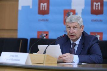 В поселении Московский появится детский сад на 350 воспитанников — Лёвкин