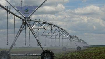 ГК «Букет» запустила новые оросительные системы в рамках проекта «Биотерра» в Саратовской области
