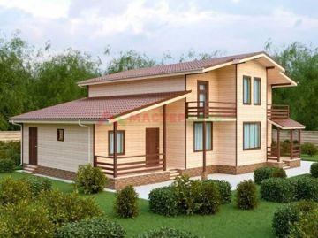 Уютный дом из бруса по доступной цене – это реальность