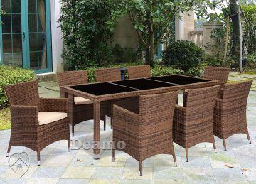 Пора покупать мебель для летней террасы в Deamo!