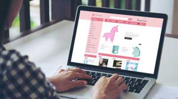 Полноценный интернет-магазин, который можно создать с помощью конструктора сайтов, представил Атилект