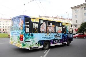 TMG в два раза увеличил размещения с полным брендированием в Карелии